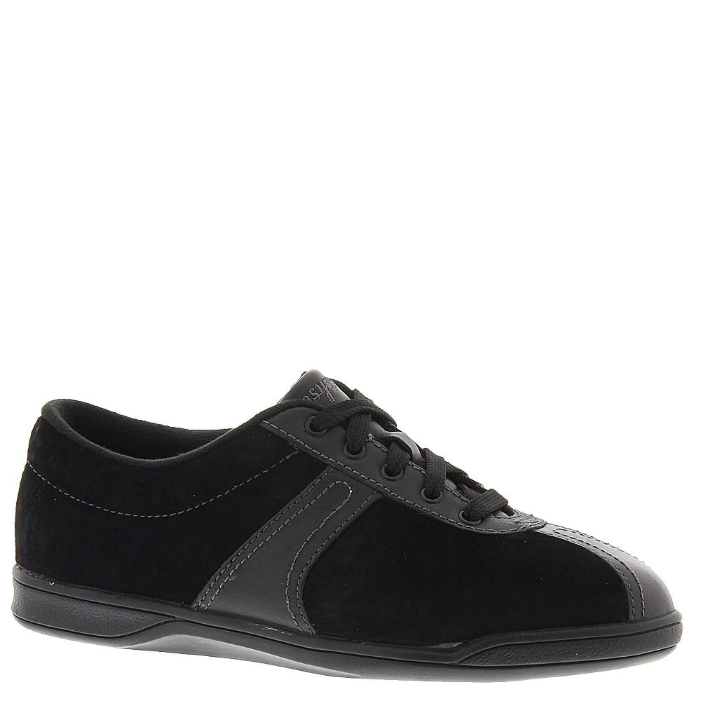 Easy Spirit ON CUE Women's Oxford B000M3O75Y 6.5 E US|Black-dark Grey