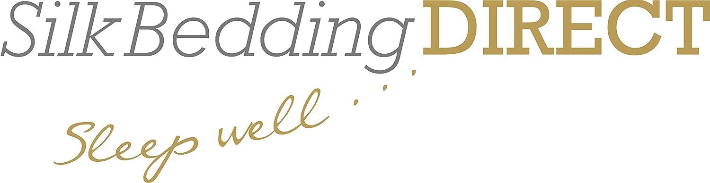 Precio DE Venta BAJO CERTIFICACI/ÓN: Oeko-Tex/® Standard 100 Tama/ño Queen Peso de Primavera//Oto/ño Hipoalerg/énico 225cm x 220cm Silk Bedding Direct Edred/ón Relleno de Seda de Morera