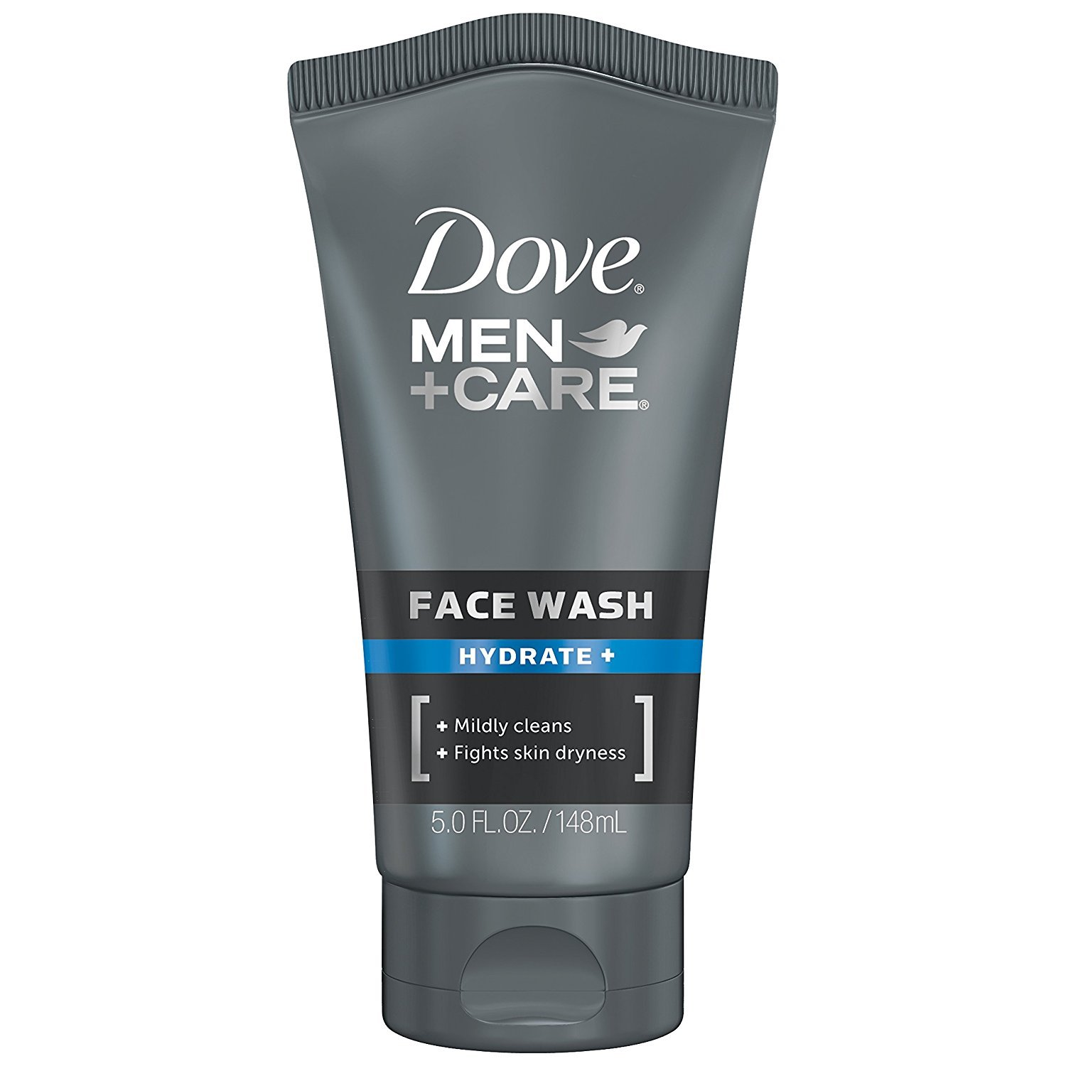 Dove Men+CareFace Wash Hydrate Plus 5 oz