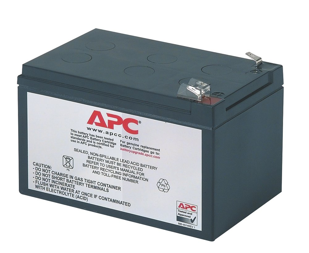 Smart Ups Sc 1500 Battery Wiring Diagram: Amazon.com: APC UPS Replacement  Battery