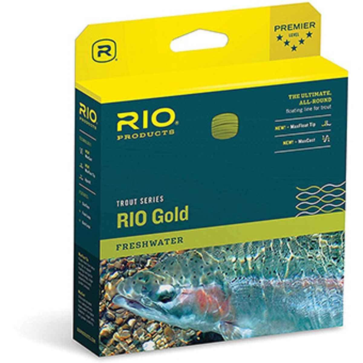 輝く高品質な (WF6F, MOSS (WF6F,/GOLD) MOSS/GOLD) - Rio Line Gold Fly Line B00279PYCQ, アロマ生活:6a8d12b3 --- a0267596.xsph.ru