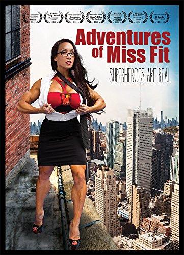 Adventures of Miss Fit (Rock N Roller Dvd)