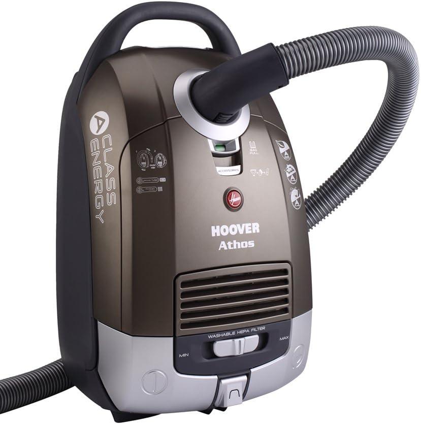 Hoover AT70_AT40011 Aspirador Trineo, 700 W, 5 litros, 76 Decibelios, Marrón Chocolate: Hoover: Amazon.es: Hogar