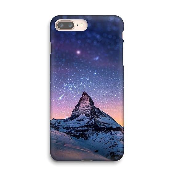Amazon Com Mountain Peak Stars Tilt Shift Soft Gel Case For