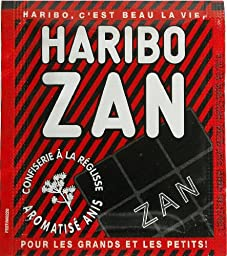 Zan, Aniseed Flavored Licorice 5 Pack 5x12g (5x0.4oz)