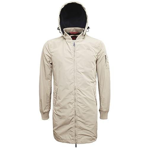 Robe di Kappa - Chaqueta - para Hombre Gris Size: Small ...