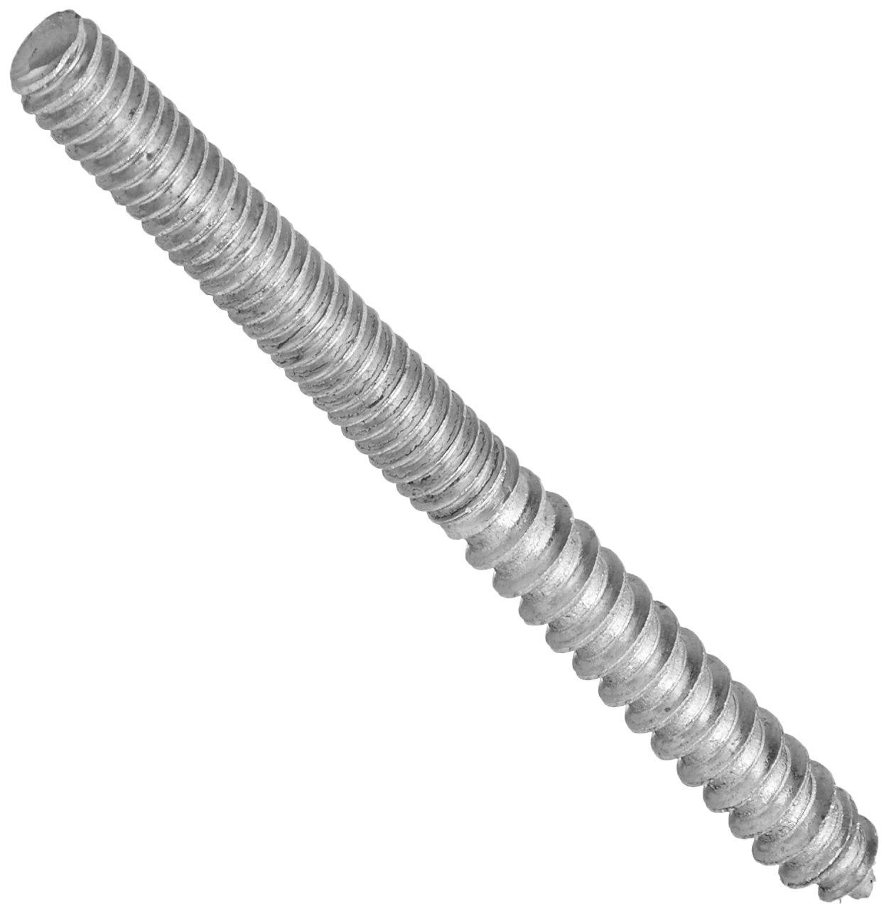 Hard-to-Find Fastener 014973205423 Hanger Bolts, 1/4-20 x 3, Piece-12