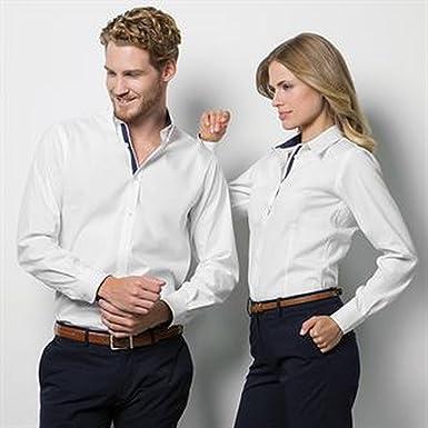 da58c8858b3a Kontrast Premium Oxford Hemd (Button - Down - Kragen) lange Ärmel ...