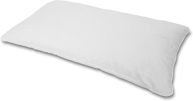 Flex Almohada plumón, Goose_Down, Blanco, 40 x 70 cm