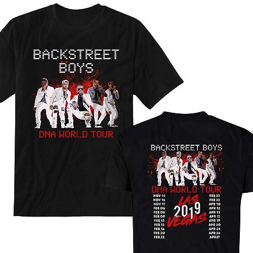 Backstreet Boys Christmas Sweater.Amazon Com Love Bsb Backstreet Boys Dna World Tours Las