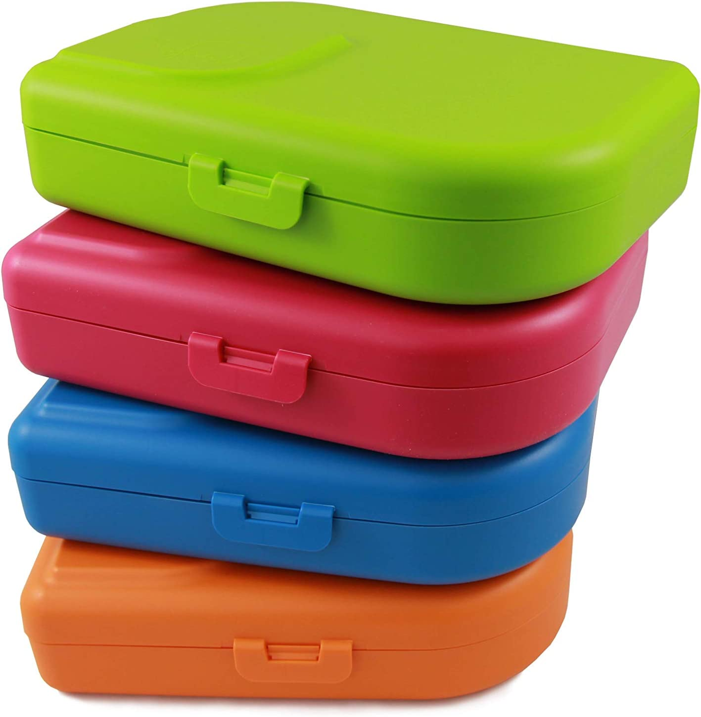 ajaa 18,5 x 13 x 5 cm Lunch Box Lime
