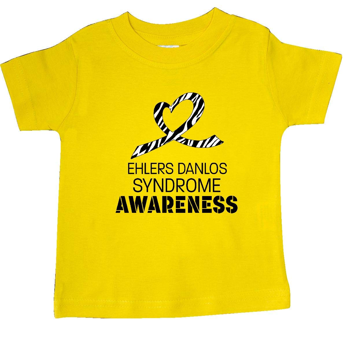 inktastic EDS Ehlers Danlos Syndrome Awareness Baby T-Shirt