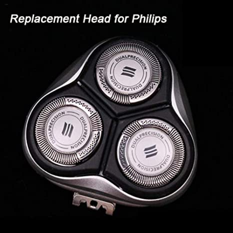 shewt Cabezal de Repuesto para afeitadora Cabezal de Corte para Philips Norelco HQ8 PT860 PT730 PT735 AT890 PT736 PT786: Amazon.es: Hogar
