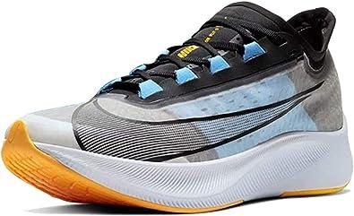 Nike Zoom Fly 3, Zapatillas para Correr para Hombre, White Black University Blue Laser Orange, 42.5 EU: Amazon.es: Zapatos y complementos