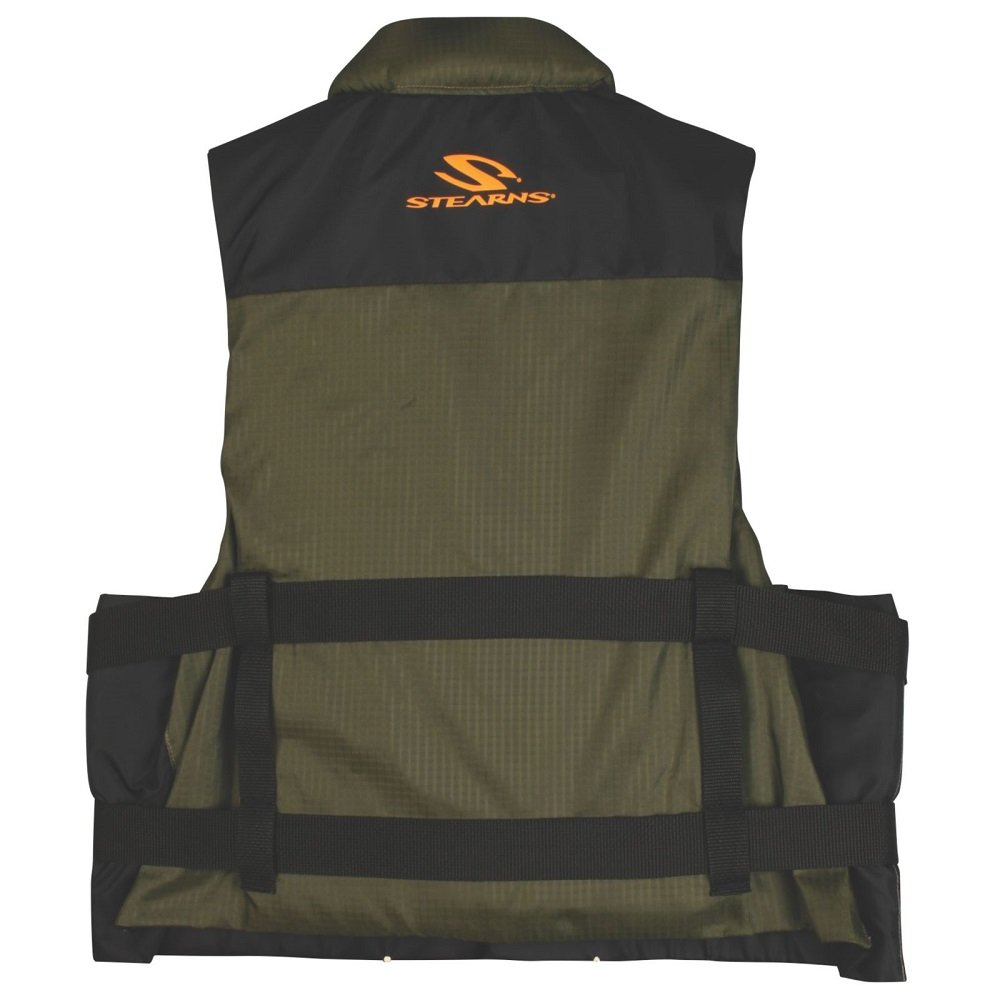 Stearns PFD Adult Competitor Series Ripstop Nylon Vest