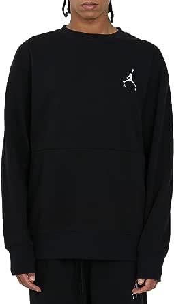 Air Jordan Camisa Polar Negra de Manga Larga para Hombre CT3455-011