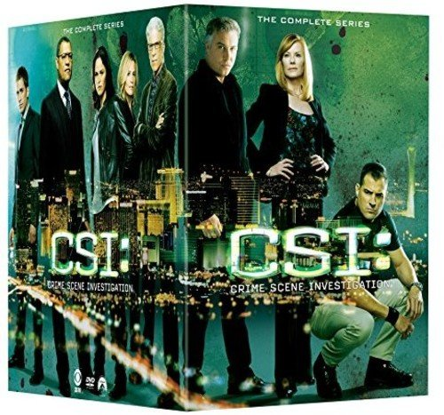 CSI: Crime Scene Investigation: The Complete Series