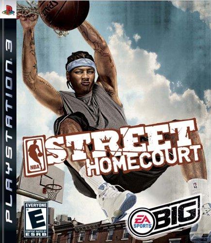 NBA Street Homecourt - Playstation - Outlet Street
