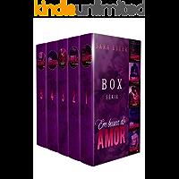 BOX COMPLETO DA SÉRIE EM BUSCA DO AMOR (5 LIVROS REUNIDOS)