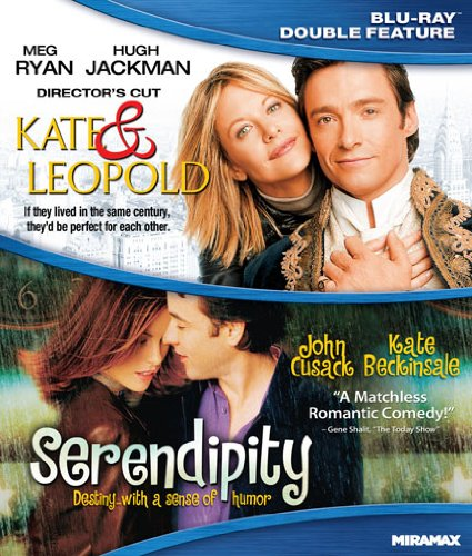Blu-ray : Kate and Leopold / Serendipity (2 Pack, , AC-3, Digital Theater System, Widescreen)