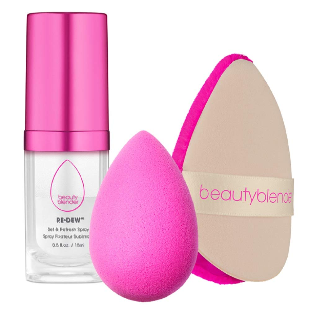 beautyblender Glow All Night Flawless Face Kit, Makeup Sponge Set for Foundations, Powders & Creams by beautyblender (Image #2)