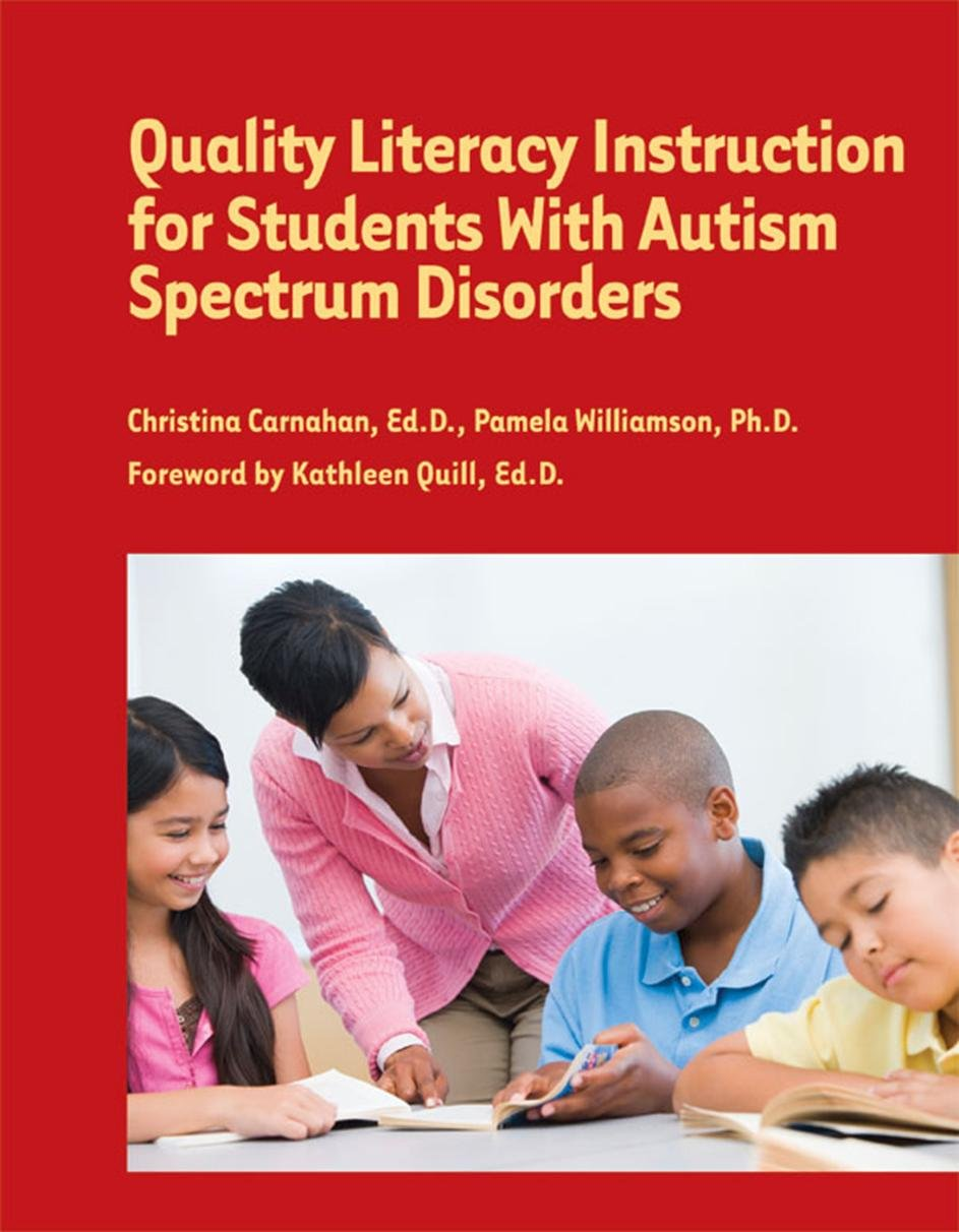 literacy instruction teaching strategies for autism aspergers