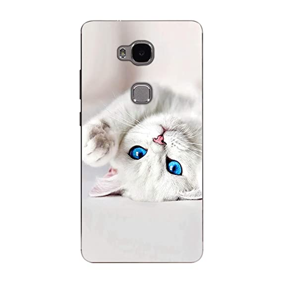 Amazon com: for Huawei Honor 5X Case Cover Cute Coque Honor
