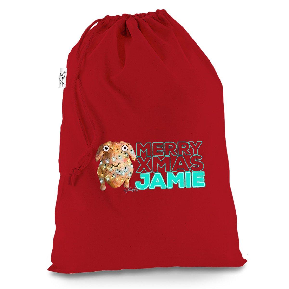 Amazon.de: Personalisierte Cartoon Weihnachten Türkei X-Large Rot ...