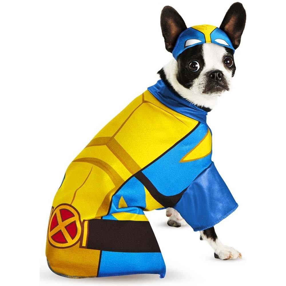 sc 1 st  Amazon.com & Amazon.com: Wolverine Superhero Pet Dog Costume (Small): Clothing