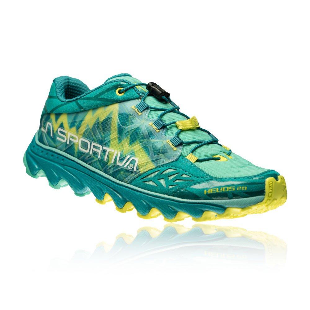 La Sportiva Damen Damen Damen Helios 2.0 Woman Traillaufschuhe grün 47.5 EU e8e538