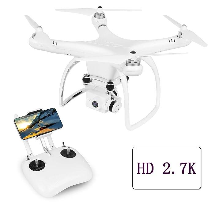 UPAIR One Plus dron cuadricóptero, RTF, con cámara 2.7K Alta ...