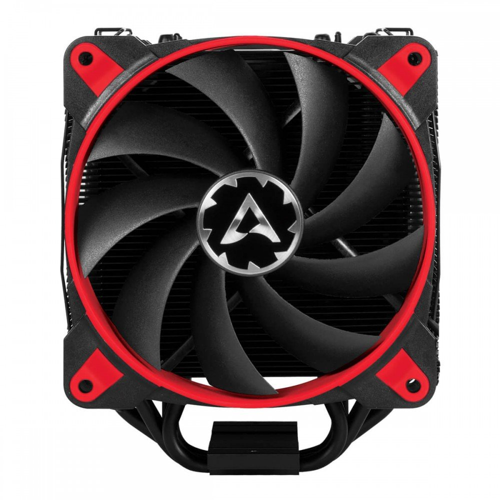Includes 2 Low Noise PWM 120 mm Fans Silent 3 Phase Motor Yellow Wide Range of Regulation 200 to 2100 RPM ARCTIC Freezer 34 eSports DUO Tower CPU Cooler with Push-Pull Configuration