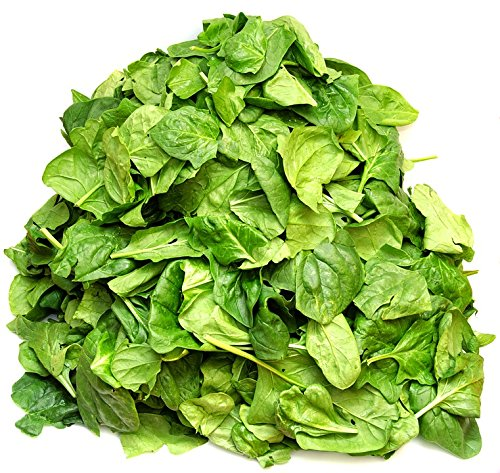 Spinach Individual Quick Frozen, Chopped, 20 lb