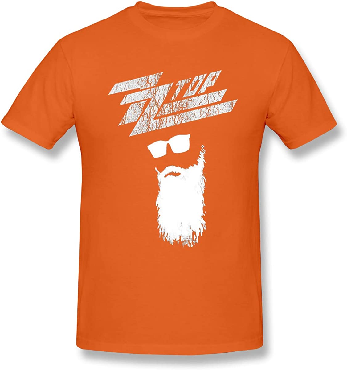 ZZ Top Rock Band Camiseta para Hombre con Logo Texas - Negro - X-Large: Amazon.es: Ropa y accesorios