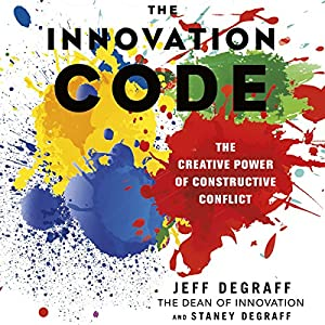 The Innovation Code Audiobook