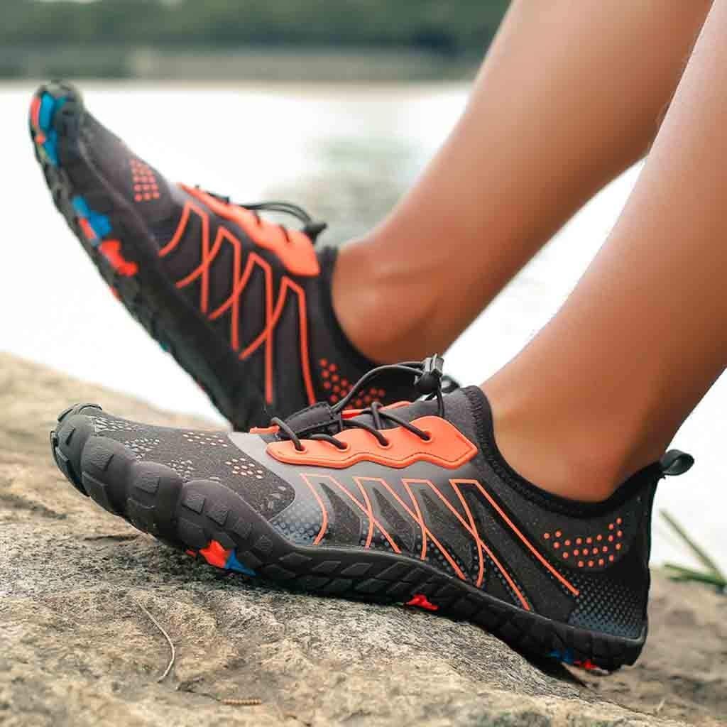 Kauneus  Mens Womens Water Shoes Quick Dry Barefoot Aqua Shoes for Beach Swim Kayaking Snorkeling Water Aerobic Yoga by Kauneus Fashion Shoes (Image #2)