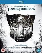 Transformers 1-3 [Blu-ray]
