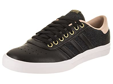 hot sale online 6e77a 957bb Adidas Skateboarding Men s Lucas Premiere Core Black Ash Pearl Gold Metallic  8.5 ...