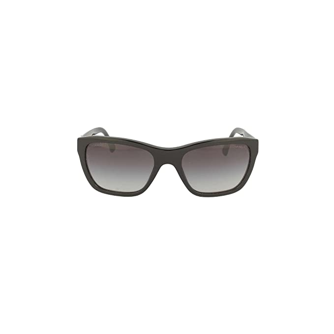 Gafas de Sol Chanel CH5266 BLACK / GRAY GRADIENT: Amazon.es ...