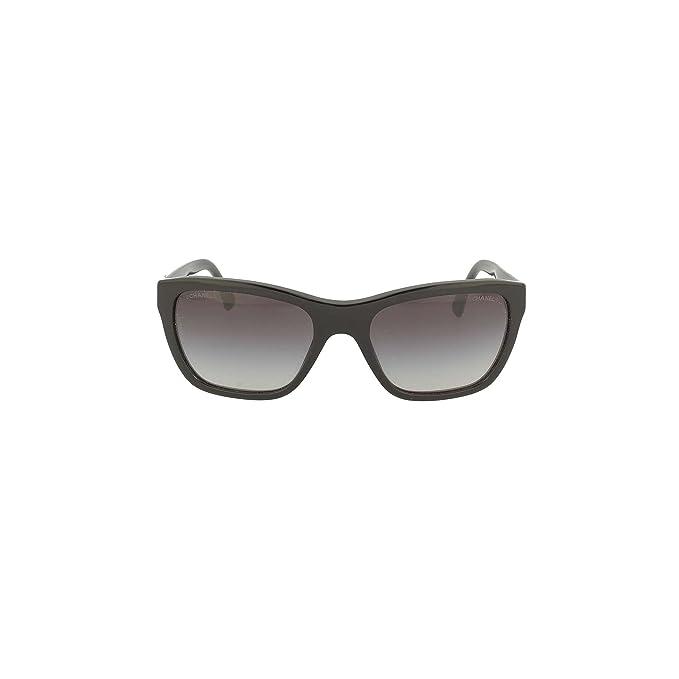 Gafas de Sol Chanel CH5266 BLACK / GRAY GRADIENT: Amazon.es ...
