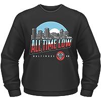 Plastic Head All Time Low Baltimore CSW Heren Sweatshirt