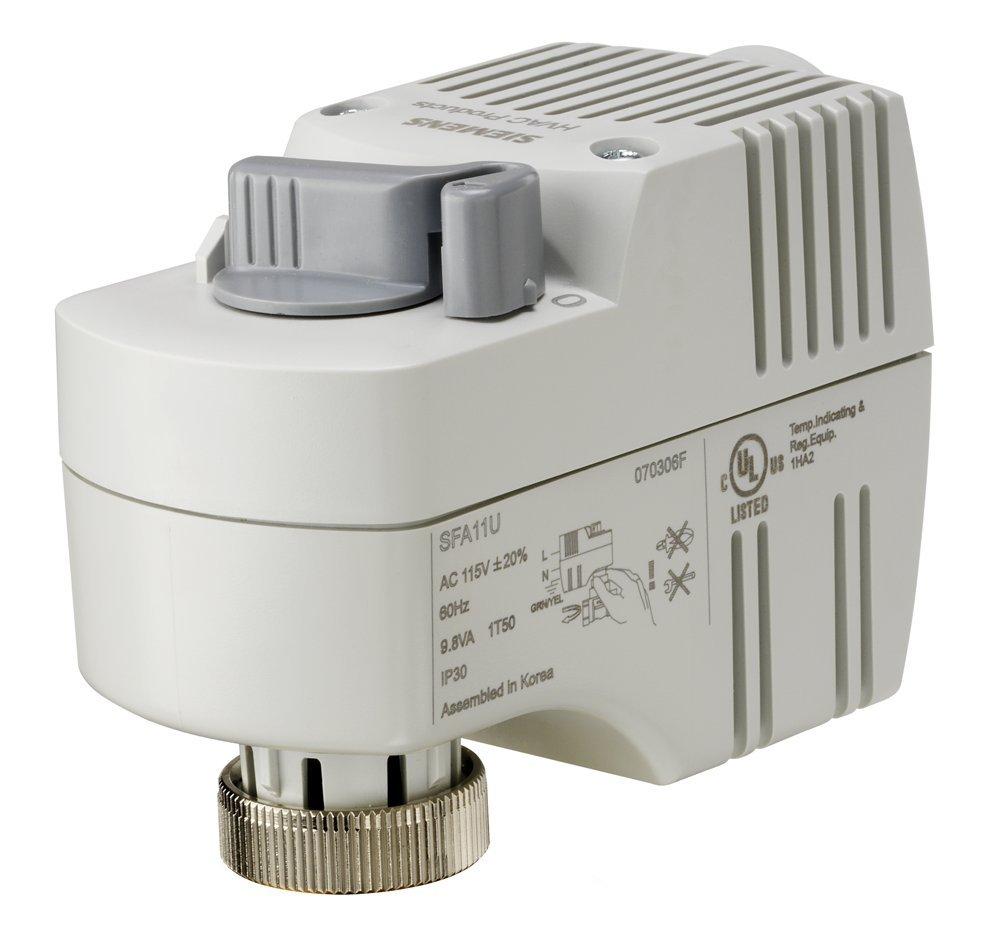 Siemens Sfa71u Zone Valve Electric Actuator Hvac Controls Caleffi Wiring Diagram