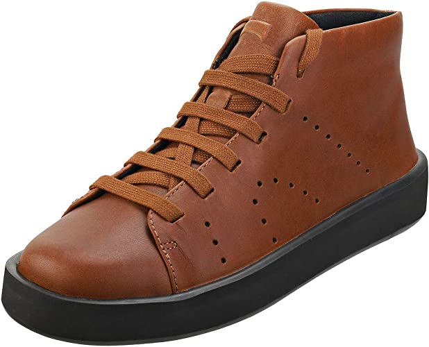 mens brown casual boots