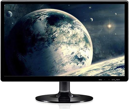 RAPLANC Monitor LCD retroiluminado LED de 19 Pulgadas con Puerto VGA, Tiempo de Respuesta de 2 ms, lo Que lo Hace Aplicaciones de productividad y Multimedia: Amazon.es: Hogar