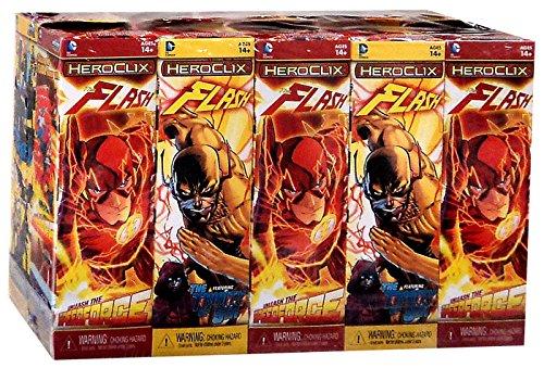 Dc Heroclix Flash Booster Mattone
