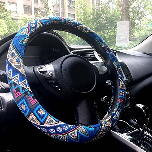 stylish steering wheel cover - 3