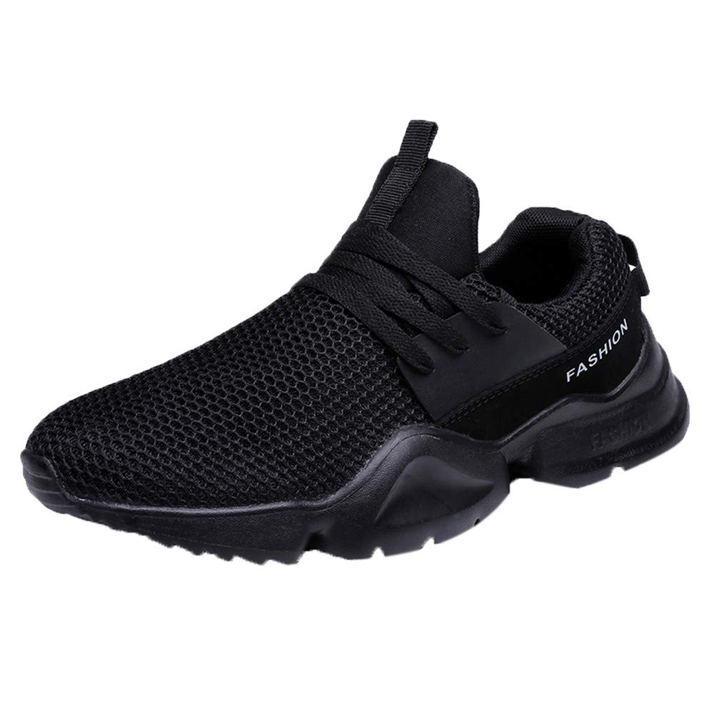 Mens Canvas Shoes,Mesh Sneaker Light Breathable Sport Shoes Men Running Shoes Comfortable Sneakers,Mens Velcro Canvas Shoes on