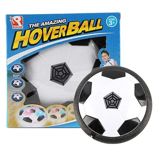 SEN LED Flashing Ball Toy Air Power Balón de fútbol Disco Indoor ...