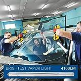 Hyperikon LED Vapor Proof Fixture, 100 Watt
