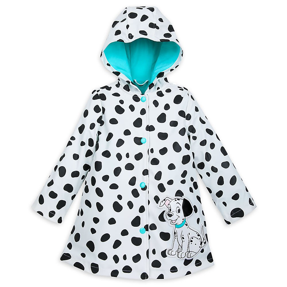 Disney 101 Dalmatians Rain Jacket Girls